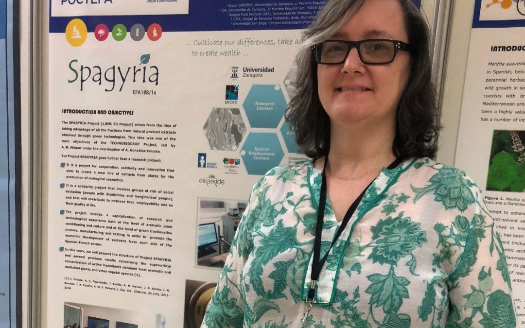 Le projet Spagyria suscite un vif intérêt lors de sa présentation au cours de réunions scientifiques