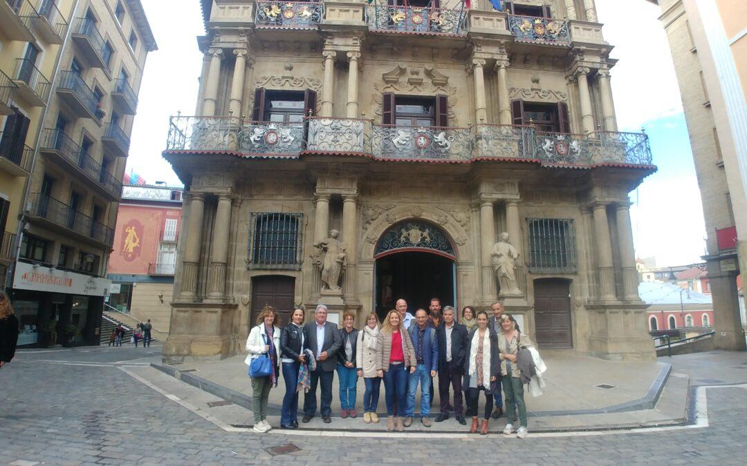 El comité de gestión y coordinación de SPAGYRIA se reunió en Pamplona para analizar la evolución del proyecto