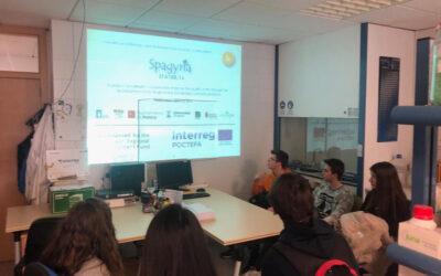 SPAGYRIA et la journée portes ouvertes à la Faculté des Sciences